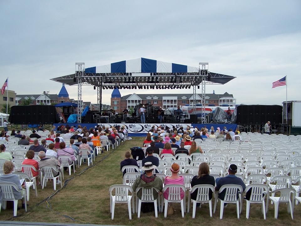 JBE Concert Rig